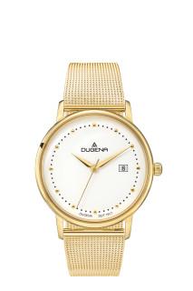 Dámské hodinky zlaté Dugena Mila 4460792-MB02