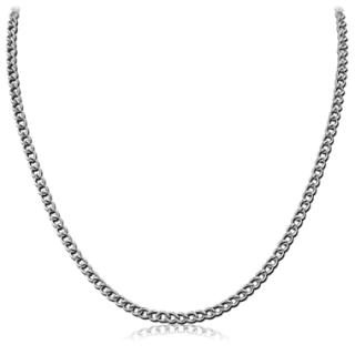 Jemný ocelový řetízek na krk SESCH043