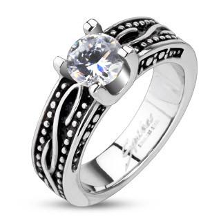 Prsten s kamenem 2247