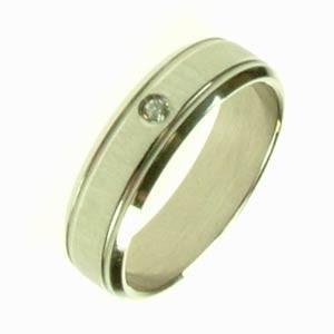 Levné prsteny ocelové R1423B