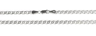 Dámský řetízek stříbrný 304677