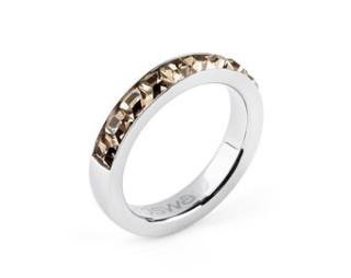 Prsten z chirurgické oceli Brosway Tring Persistence BTGC51