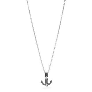 Ocelový náhrdelník pro muže Brosway Bounty BOU03