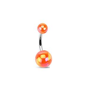 Piercing do pupiku 1103 - Orange