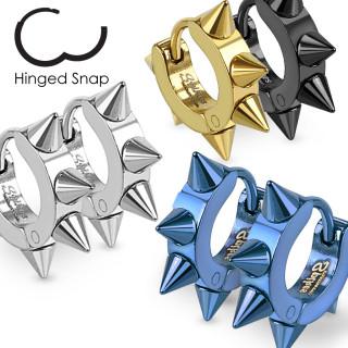 Ocelové kroužky 025