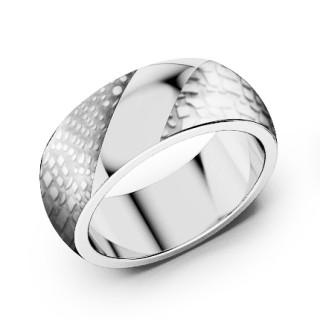 Ocelový prsten MCRSS016