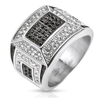 luxusní prsten 5731
