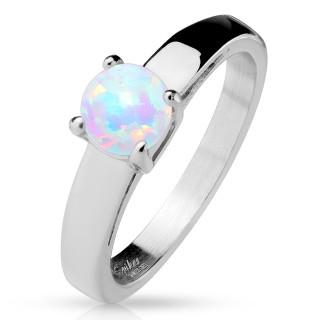 Dámský prstýnek s kamínkem 5053