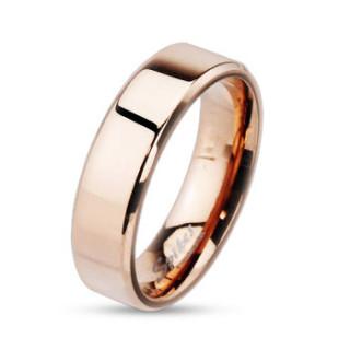 Prsten z chirurgické oceli 082
