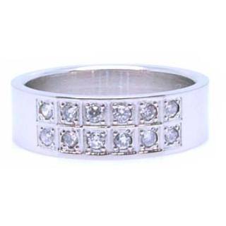 Ocelový prsten SEKR619