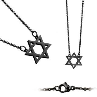 Dámský náhrdelník 6660-Black