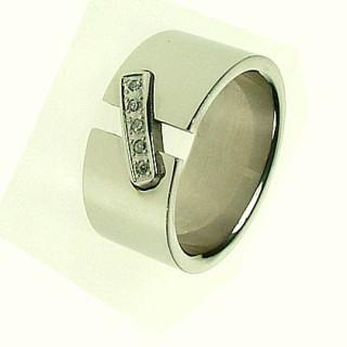 Ocelový prsten SELJR543