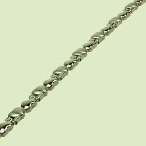 Dámský náramek z chirurgické oceli SEJB636